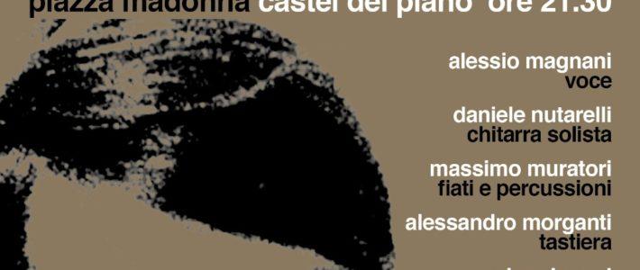 23 agosto 2020                         La Corale bissa La Buona Novella, stavolta a Castel del Piano